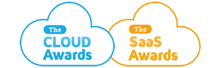 The Cloud Computing & SaaS Awards Logo