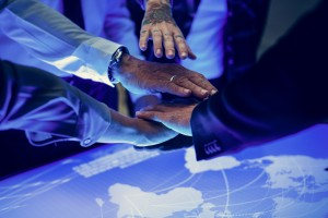 Global business collaboration