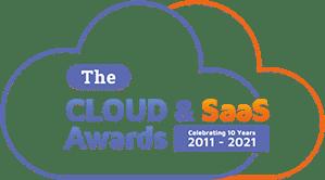 The Cloud Computing & SaaS Awards Logo